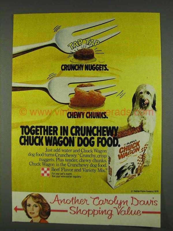 Chuck Wagon Dog Food